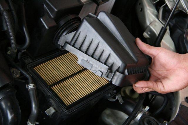 На что влияет воздушный фильтр двигателя