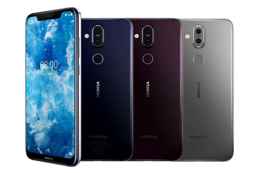 Nokia 8.1 4/64 GB