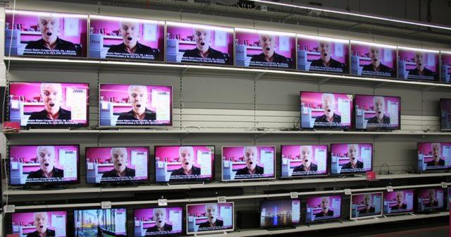 Нынешний ассортимент телевизоров поражает