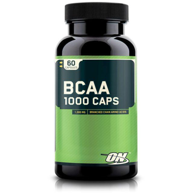 OPTIMUM NUTRITION BCAA-1000