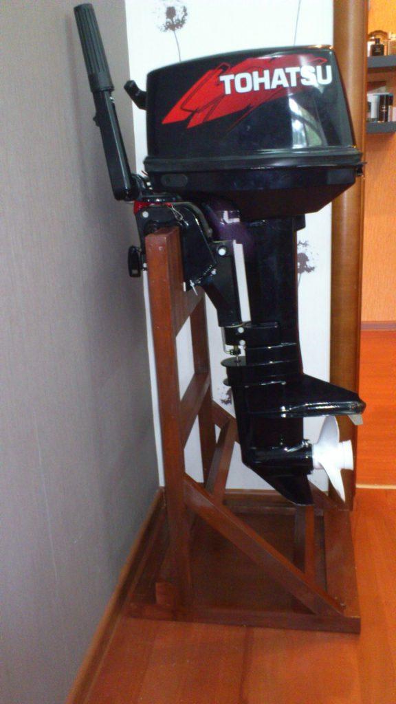 Подвесной лодочный двигатель Tohatsu