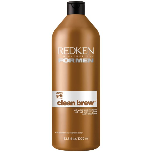 Redken Men Clean Brew