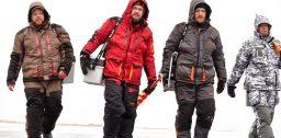 Рейтинг ТОП-15 лучших костюмов для зимней рыбалки по соотношению цена-качество
