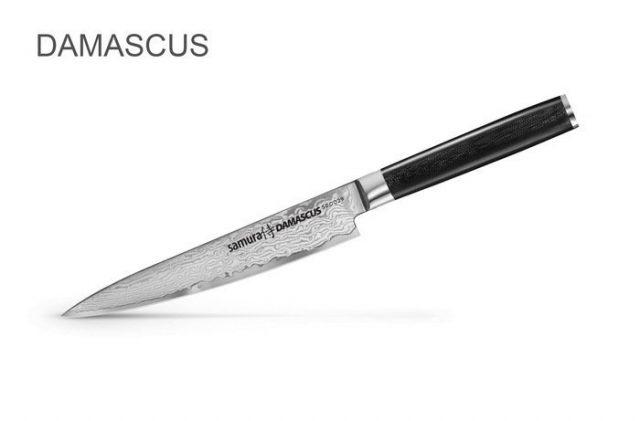 Samura нож универсальный Damascus 15 см