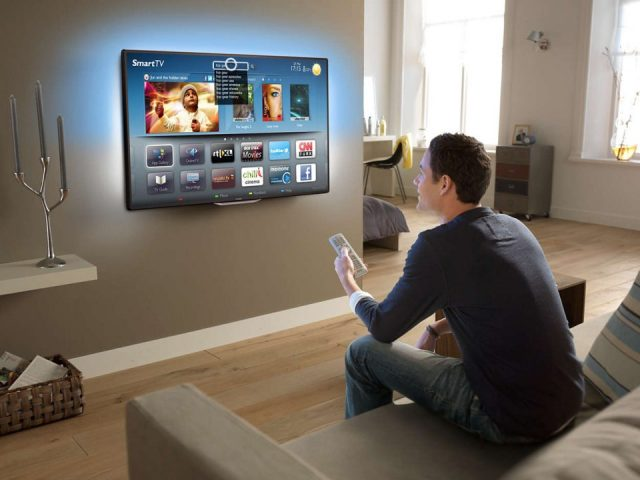 Smart TV - это очень удобно