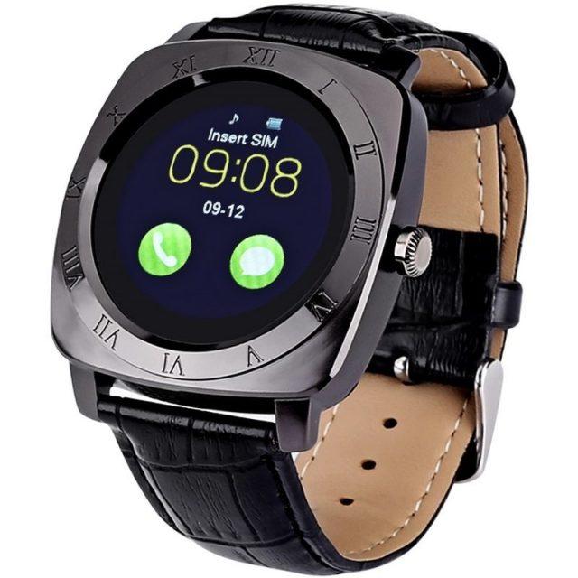 Смарт-часы Smart Watch X3 Black