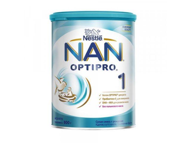 Смесь NAN (Nestlé) 1 Optipro