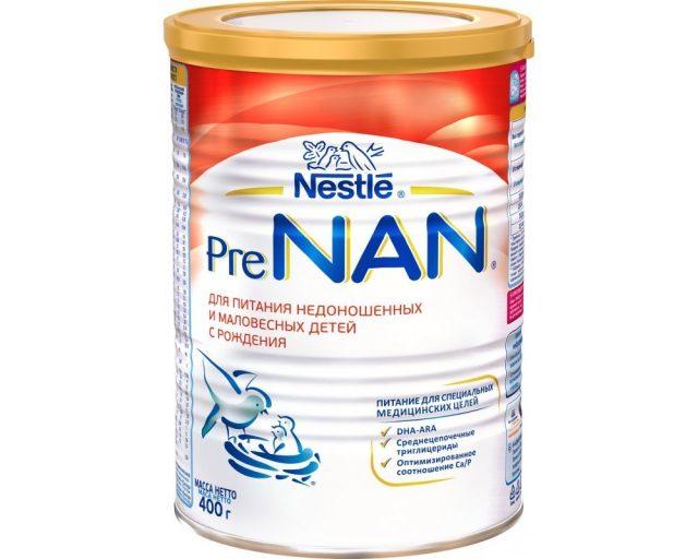 Смесь NAN (Nestlé) Pre