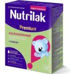 Смесь Nutrilak Premium Кисломолочный