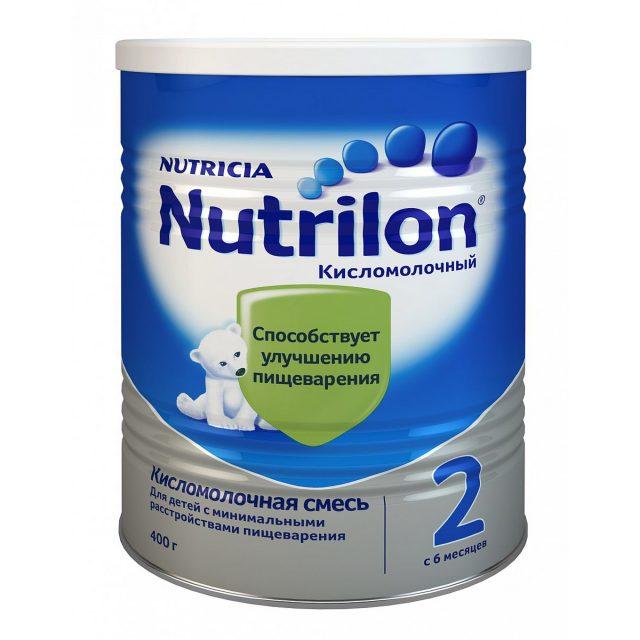 Смесь Nutrilon (Nutricia) 1 кисломолочный