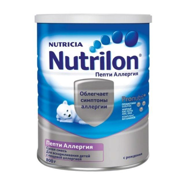Смесь Nutrilon (Nutricia) Пепти Аллергия