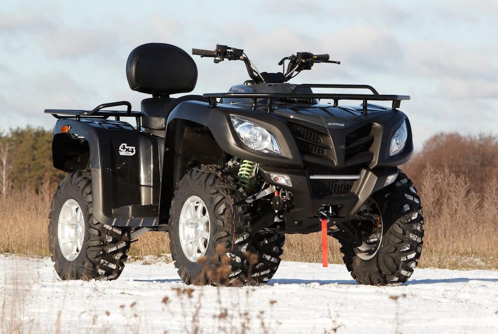 Stels ATV 700D
