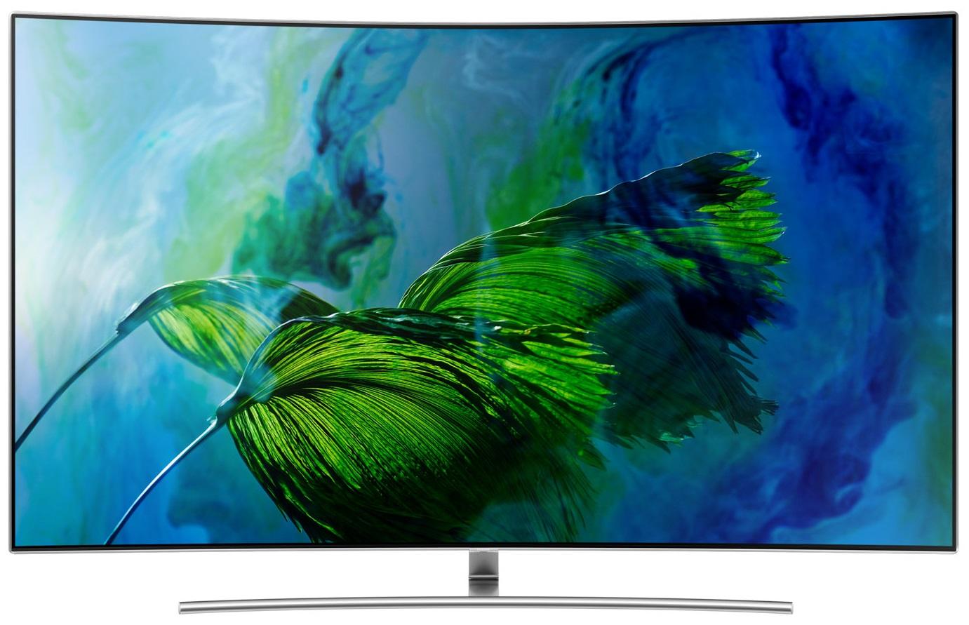 """Телевизор QLED Samsung QE65Q8CAM 65"""" (2017)"""