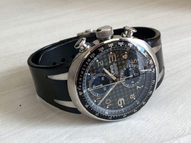 Титановые часы Oris Williams TT3 Limited - 45 мм