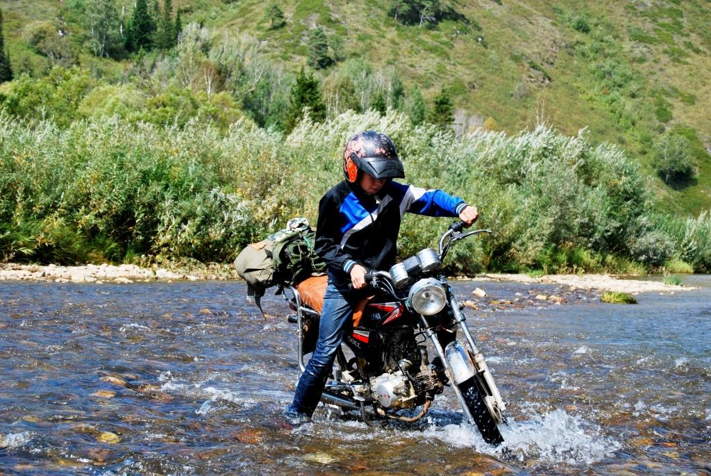 Выбирая мотоцикл, нужно учитывать маршрут!