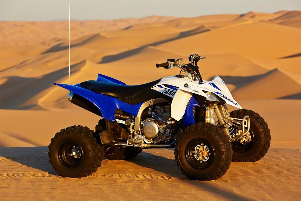 Yamaha YFZ 450R SE