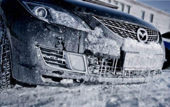 Зима — сложное время для автомобиля