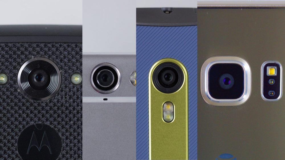 Камера – один из достаточно важных критериев при выборе телефонов