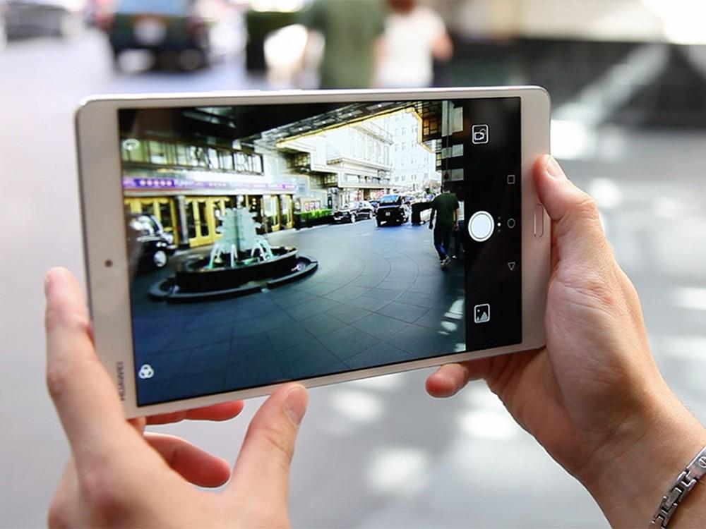 Чем больше у планшета внутренней памяти, тем больше информации вы сможете на нем хранить