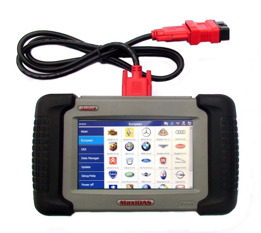 Покупка автомобильного сканера требует учета программного обеспечения, вшитого в само оборудование