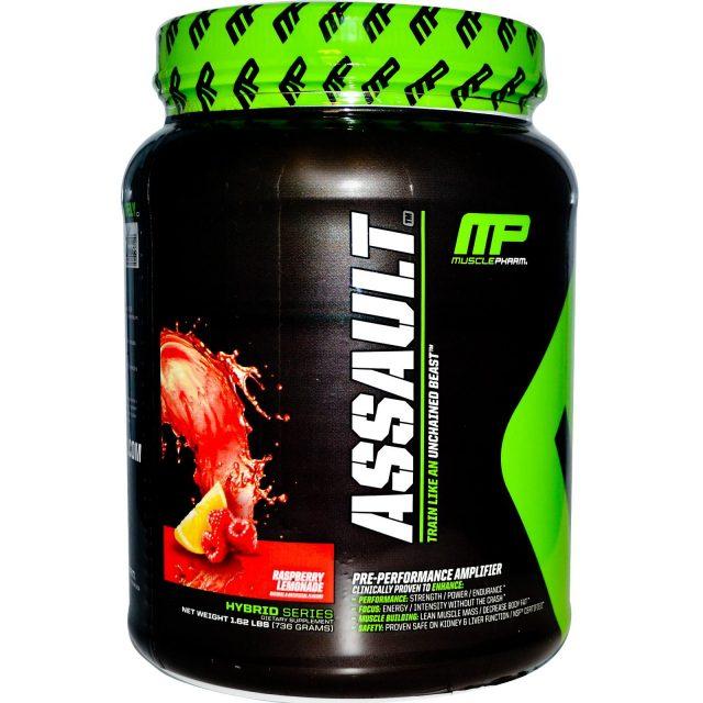 Assault от Muscle Pharm