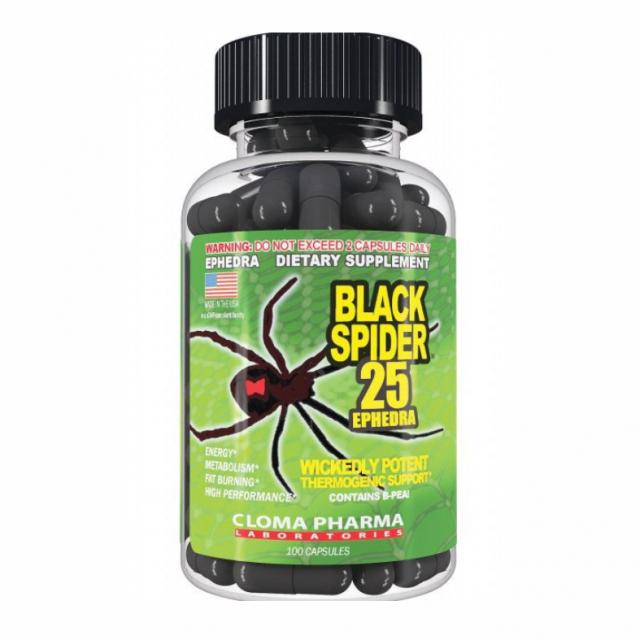 Black Spider от Cloma Pharma