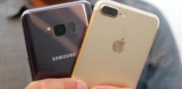Что лучше iPhone или Samsung