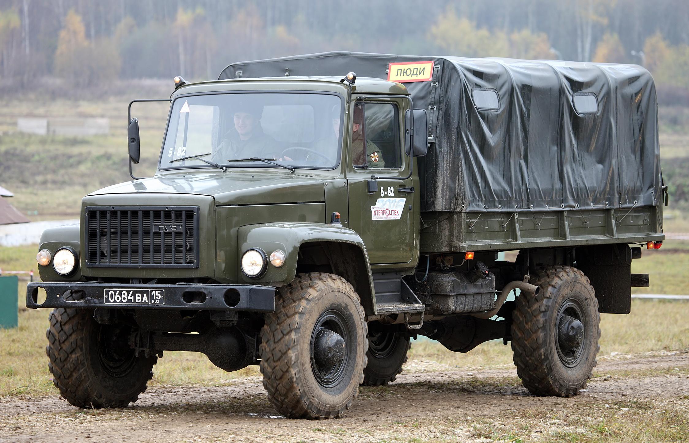 ГАЗ-3308
