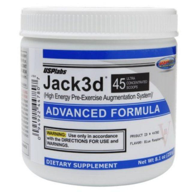 Jack 3D от USPlabs