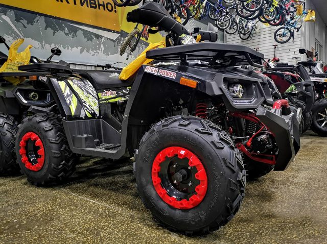 Квадроцикл Promax Storm 300сс Lux