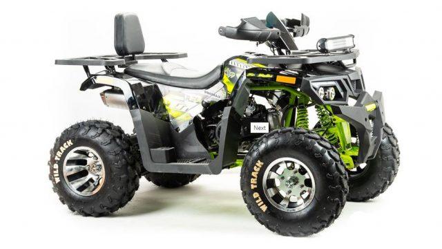 Квадроцикл Promax Wild 300 Pro