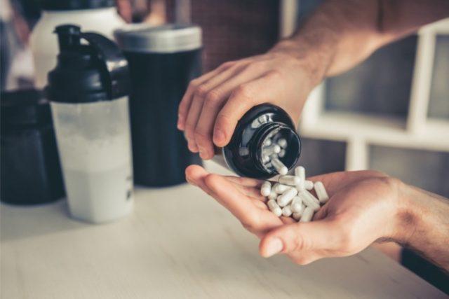 Определитесь с целью приема спортивных добавок