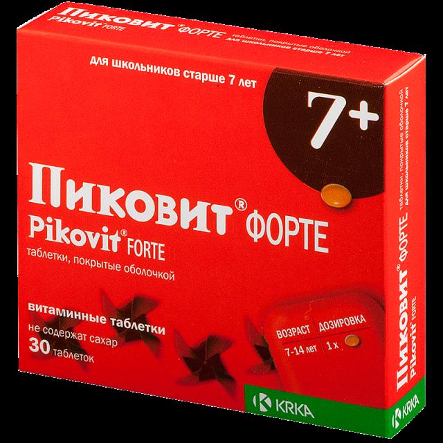 Пиковит Форте 7+