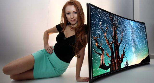 Современные телевизоры бывают разных типов