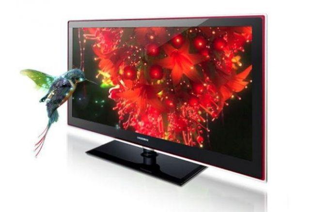Телевизор, в котором применяются лазерные технологии