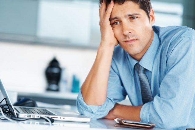 У мужчин старше 30 уже начинаются проблемы со здоровьем
