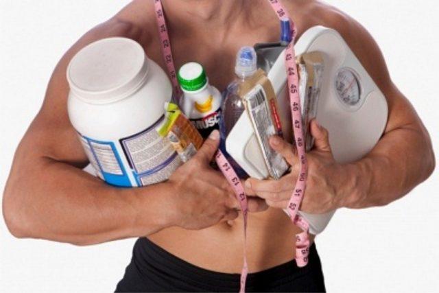 Во время интенсивных тренировок спортивное питание особенно важно