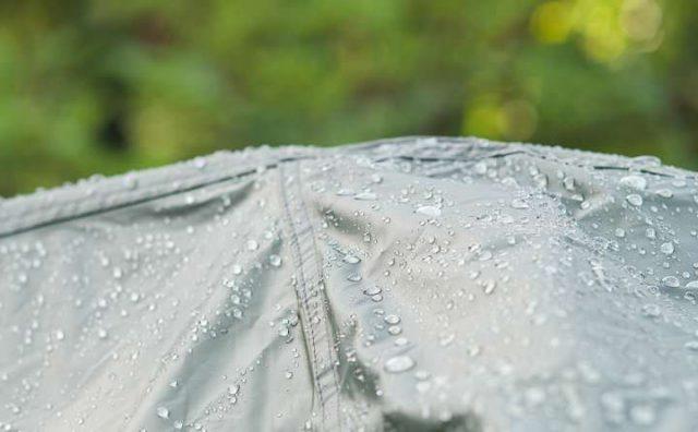 Водонепроницаемость очень важна для палатки
