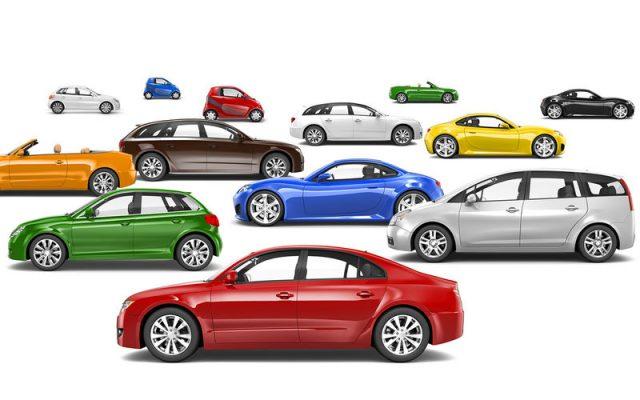 Цвет машины, в первую очередь, выделяет её на дороге