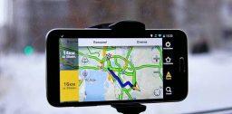 В каком телефоне хороший GPS навигатор