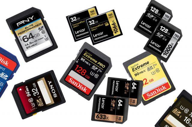 Покупайте карты памяти у проверенных производителей