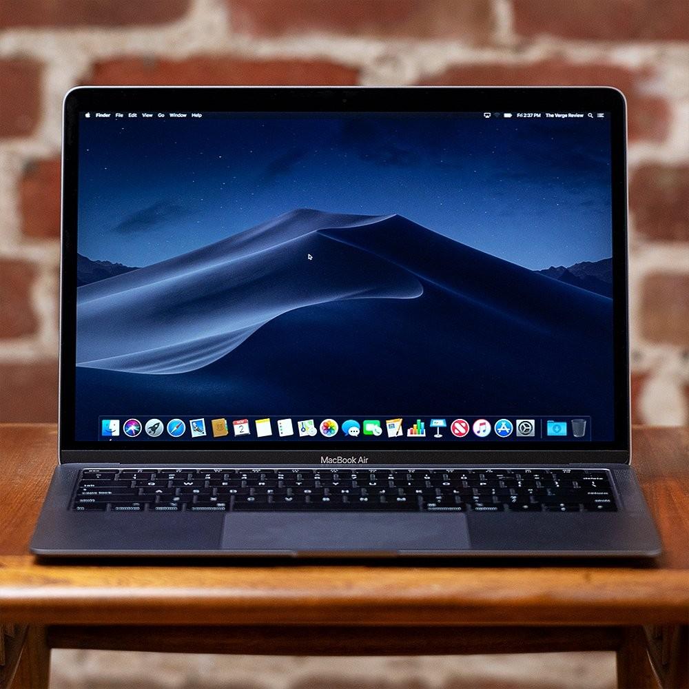 Легкий и быстрый - это MacBook Air