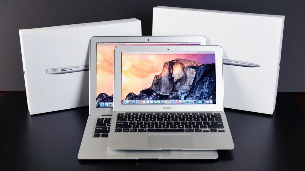 MacBook Air - достаточно ходовой товар на сегодня