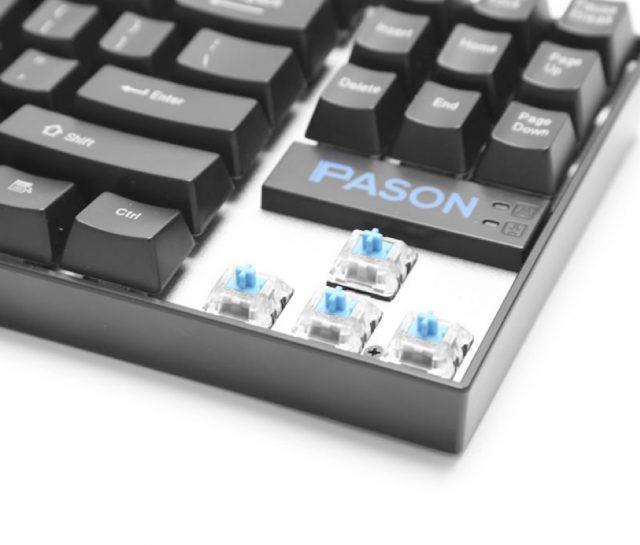 Так устроены механические клавиши