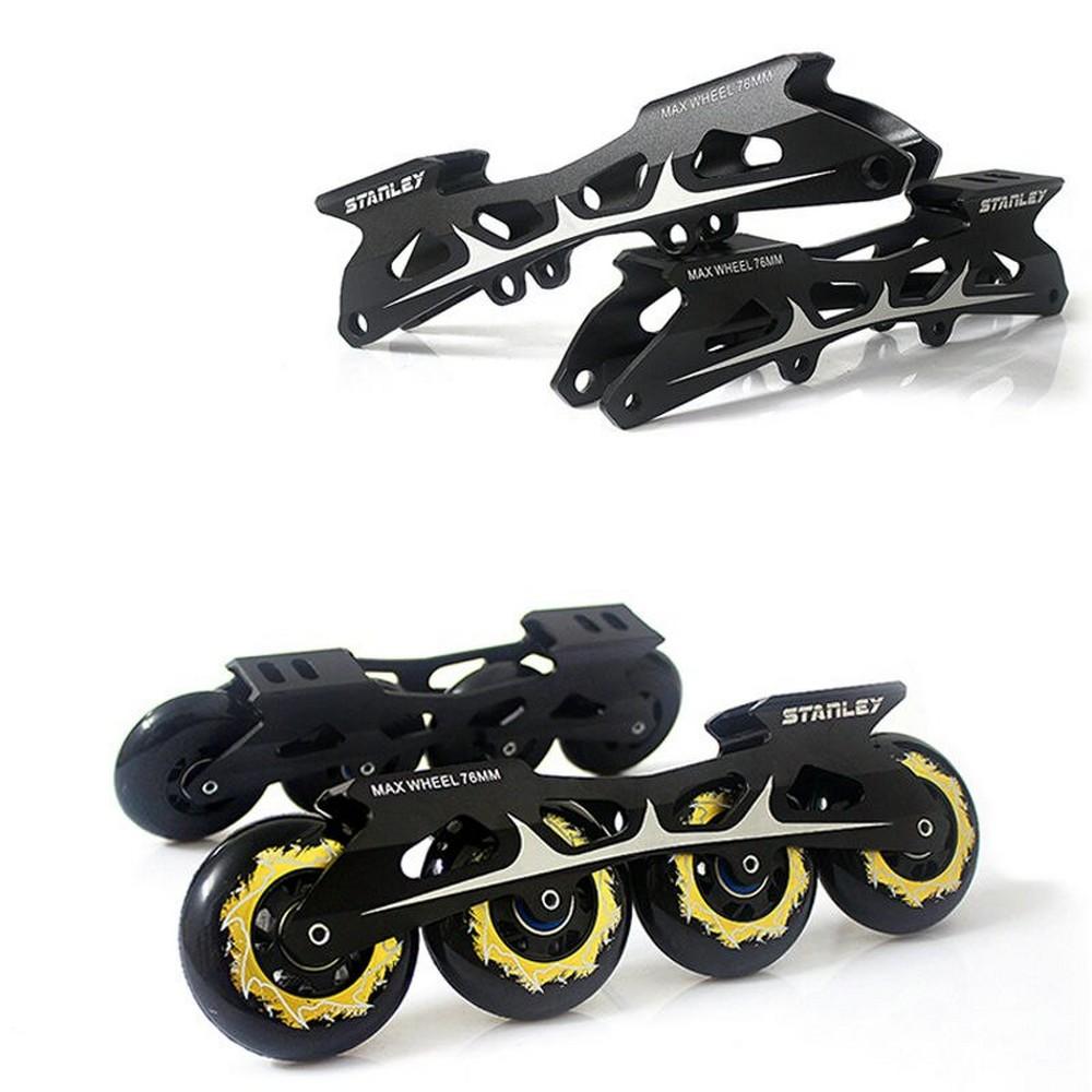 Рама – необходимая часть роликовых коньков, которая должна быть достаточно прочной и надежной