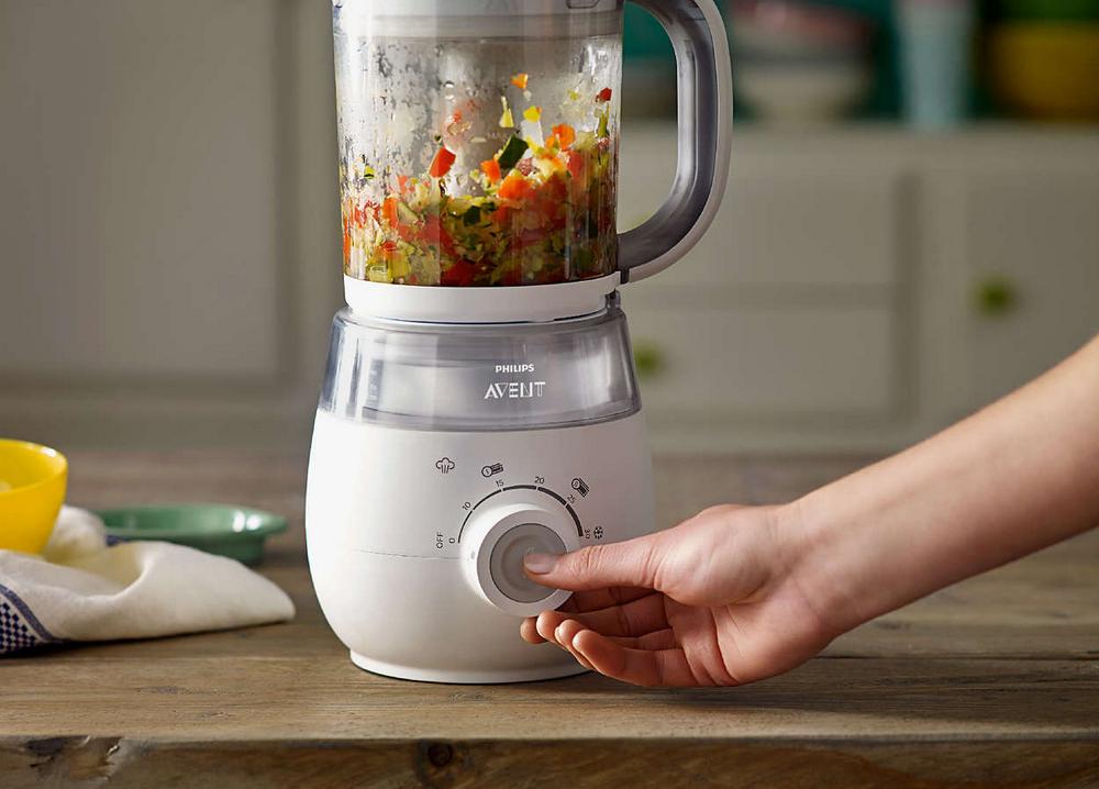 Чем больше у устройства мощность, тем быстрее будут готовиться блюда