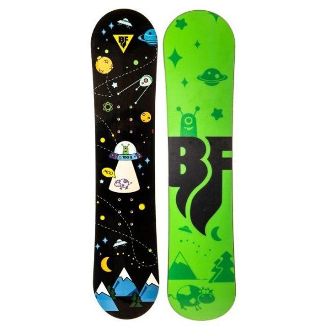 BF snowboards Techno