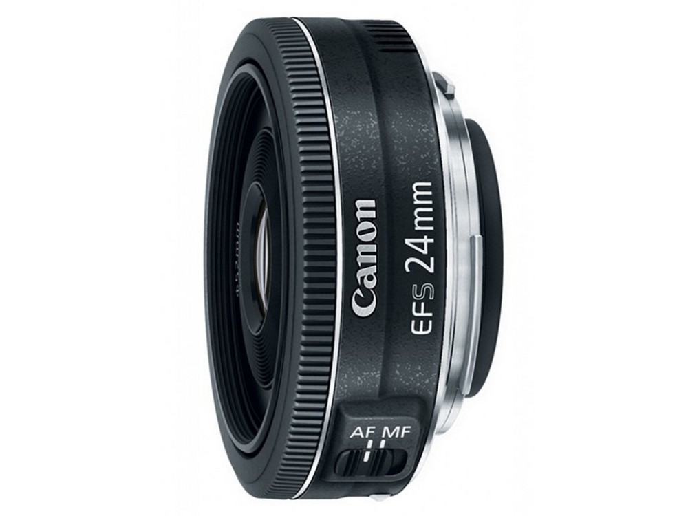 Canon EF-S 24мм f/2.8 STM