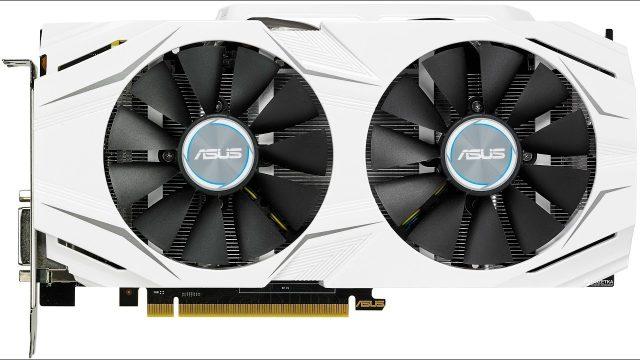 GeForce GTX 1070 DUAL-O8G