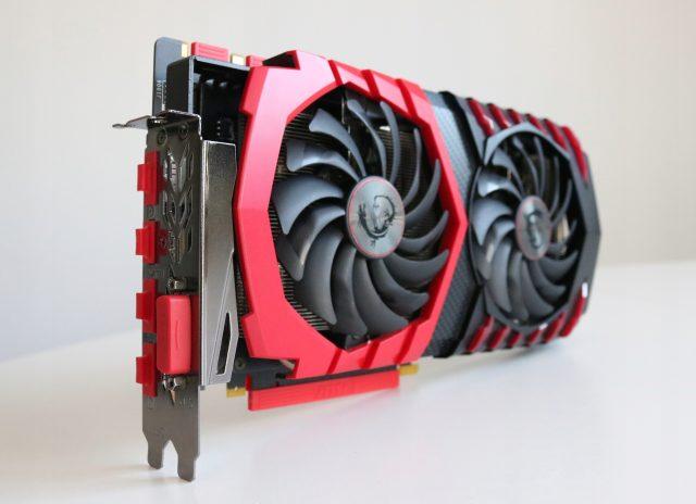 GeForce GTX 1070 SuperClocked 2 GAMING